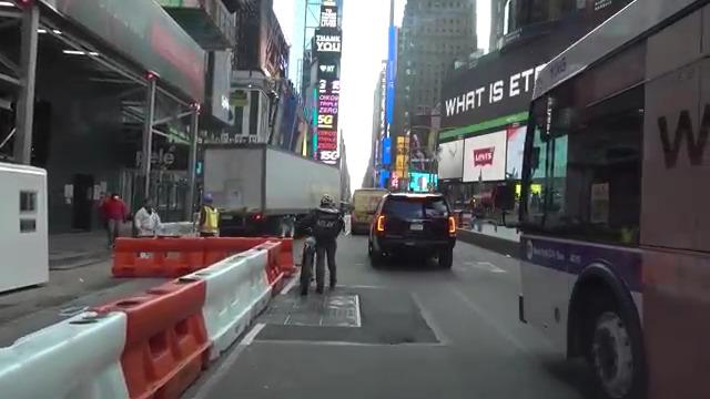 Жизнь в Манхеттене в Нью-Йорке на дату 01.04.2020: как там с короновирусом?...